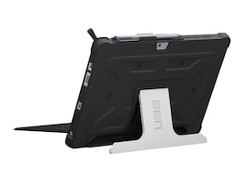 Urban Armor Surface 3 Bisque Folio, Black, UAG-SURF3-BLK-VP, 19459102, Carrying Cases - Other