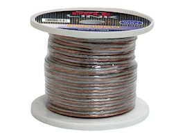 Pyle 16-AWG Spooled Speaker Zip Wire, 50ft, PSC1650, 14930612, Cables