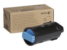 Xerox Cyan Extra High Capacity Toner Cartridge for VersaLink C500 & C505 Series, 106R03866, 34355109, Toner and Imaging Components - OEM