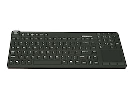 Man & Machine Reallycool Touch Magfix Keyboard, Black, RCTLP/MAG/B5-LT, 27719411, Keyboards & Keypads