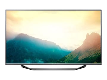 LG 65 4K UHD LED-LCD Commercial TV, Black, 65UX340C, 24988711, Televisions - Commercial