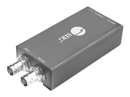Siig CONVERTS SINGLE 3G HD SD SOURCE SIGNAL I, CE-SD0811-S1, 36178716, Network Transceivers