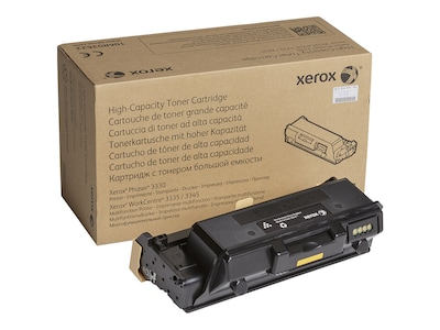 Xerox 8.5K NA XE High Capacity Black Toner Cartridge, 106R03622, 32670623, Toner and Imaging Components - OEM