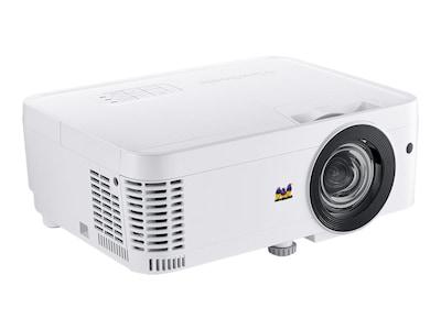 ViewSonic PS501X XGA DLP Projector, 3400 Lumens, White, PS501X, 35220361, Projectors