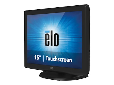 ELO Touch Solutions 15 1515L AccuTouch LCD Desktop Monitor, USB Serial, RoHS, E210772, 8035873, Monitors - Touchscreen