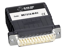 Black Box SHORT-HAUL MODEM-NONPOWERED, ASYNC (SHM-, ME721A-M-R3, 36124291, Modems