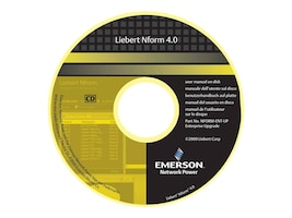 Liebert Nform Centralized Monitoring Software Express Edition, NFORM-EXP, 10544790, Software - Network Management