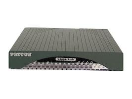 Patton CopperLink 2-4 Wire Ethernet Extender Kit w 4x10 100, 100-240VAC (2-Pack), CL2302/4ETH/EUI-2PK, 33637462, Network Extenders