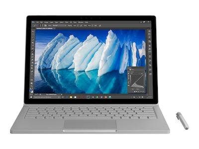 Microsoft Surface Book Core i7 16GB 512GB GTX 965M w Performance Base, 9EX-00001, 33035883, Notebooks - Convertible