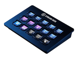 Corsair Stream Deck 15 LCD Keys, 10GAA9901, 35948432, Keyboards & Keypads