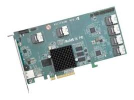 Areca Technology 24-Ports SATA 6G HDD SSD PCI-E (2.0) RAID, ARC-1284ML-24, 16536555, RAID Controllers
