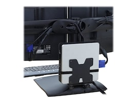 Ergotron Thin Client Mount, 80-107-200, 17038136, Mounting Hardware - Miscellaneous