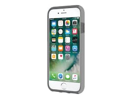 Incipio DualPro Dual Layer Case for iPhone 7, Gray Charcoal, IPH-1465-GCH, 33013684, Carrying Cases - Phones/PDAs