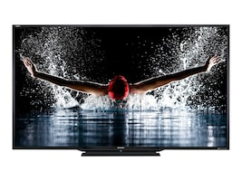 Sharp 90 LC90LE657U Full HD LED-LCD 3D TV, Black, LC90LE657U, 16544918, Televisions - LED-LCD Consumer