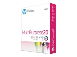 HP 8.5 x 11 96 Brightness 20 lb. Multipurpose Paper (500-Sheets), HEW112000, 15971424, Paper, Labels & Other Print Media