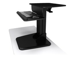 Atdec Freestanding Sit to Stand Workstation, A-STSFB, 32677972, Stands & Mounts - Desktop Monitors