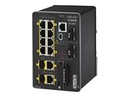 Cisco Industrial Ethernet 2000 8 10 100 2 FE SFP+2 T SFP FE LITE, IE-2000-8TC-L, 14581977, Network Switches