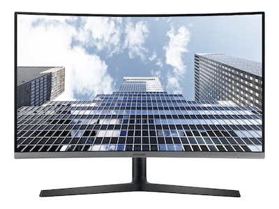 Samsung 27 CH80 Full HD LED-LCD Curved Monitor, Black, C27H800FCN, 34221979, Monitors