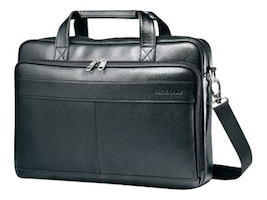 Stephen Gould Leather Slim Briefcase Fits +15.6, 48073-1041, 14904481, Carrying Cases - Notebook