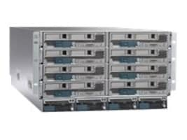 Cisco Chassis UCS Base 5108 Blade Server Enclosure AC2, UCS-SA-B-CH-201, 17842028, Cases - Systems/Servers