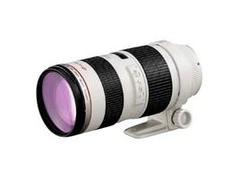 Canon Telephoto Zoom Lens: EF 70-200mm f 2.8L USM, 2569A004, 243651, Camera & Camcorder Lenses & Filters