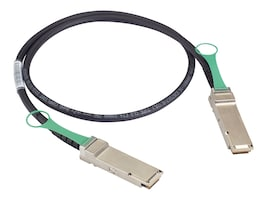 Black Box QSFP-H40G-CU3M-BB Main Image from Left-angle