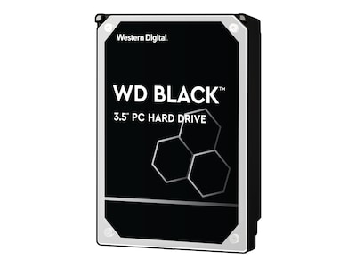WD 4TB WD Black SATA 6Gb s 3.5 Internal Hard Drive - 256MB Cache, WD4005FZBX, 35046033, Hard Drives - Internal