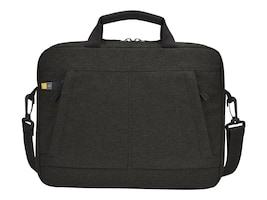 Case Logic Huxton 13.3 Laptop Attache, Black, 3203125, 30639930, Carrying Cases - Notebook
