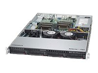 Supermicro SYS-6018R-TD Main Image from Right-angle
