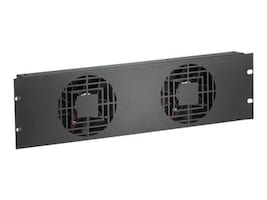 Chief Manufacturing 3U High Flow Dual Fan Panels, NAF32HBA, 35838815, Rack Cooling Systems