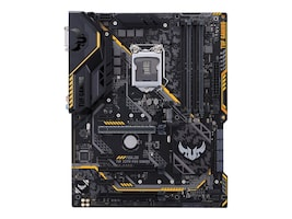 Asus TUF Z370 PRO GAMING Main Image from Front