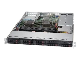Supermicro SYS-1029P-WTR Main Image from Right-angle