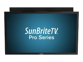 55 Pro Series Full HD LED-LCD Direct-Sun Outdoor TV, Black, SB-5518HD-BL, 35074801, Televisions - Consumer