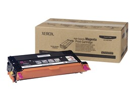 Xerox Magenta High Capacity Print Cartridge for Phaser 6180, 113R00724, 7437758, Toner and Imaging Components - OEM