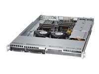 Supermicro SYS-6017R-TDLRF Main Image from Right-angle