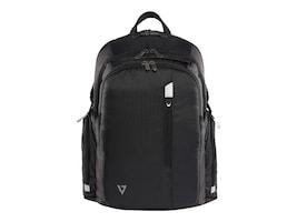 V7 Elite Backpack 16 15.6 Trolley Strap Padded Back Support, CBPX1-9N, 32720352, Carrying Cases - Notebook