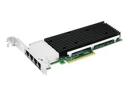 Axiom NIC 10GBS 4PT RJ45 PCIE3 X8 PCIE34RJ4510, PCIE34RJ4510-AX, 36111407, Network Adapters & NICs