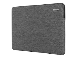 Incipio Incase Slim Sleeve for MB Retina 15, Heather Black, CL60682, 32636126, Carrying Cases - Notebook