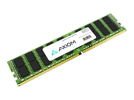 Axiom 128GB PC4-23466L 288-pin DDR4 SDRAM LRDIMM, TAA, AXG92599432/1, 37687441, Memory