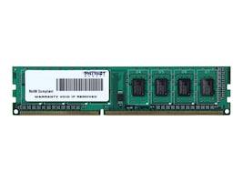 Patriot Memory 4GB PC3-12800 240-pin DDR3 SDRAM DIMM, PSD34G160081, 18510421, Memory