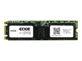 Edge 60GB Boost SATA 6Gb s Double Sided M.2 2242 Solid State Drive, PE246808, 30628413, Solid State Drives - Internal