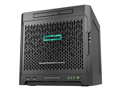 HP ProLiant MicroServer Gen10 AMD 2.1GHz Opteron, P04923-S01, 35675104, Servers
