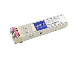 ACP-EP Memory SFP-1GB-CW-35-80-AO Main Image from Left-angle