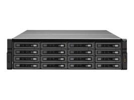 Qnap 12-Bay SAS 6Gb s Enteprise Storage Expansion Enclosure, REXP-1610U-RP-US, 35381561, Hard Drive Enclosures - Multiple