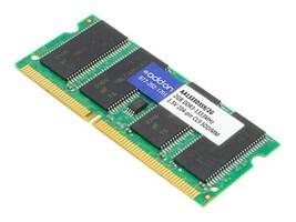 Add On 2GB PC3-10600 204-pin DDR3 SDRAM SODIMM, AA1333D3S9/2G, 32921082, Memory