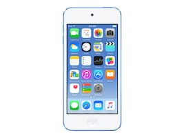 Apple iPod touch, 128GB - Blue, MKWP2LL/A, 33169259, DMP - iPod Touch