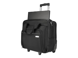 Targus 16 Rolling Laptop Case, Black, TBR003US, 7889949, Carrying Cases - Notebook