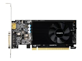 Gigabyte Tech GeForce GT 730 PCIe Graphics Card, 2GB GDDR5, GV-N730D5-2GL, 34481181, Graphics/Video Accelerators