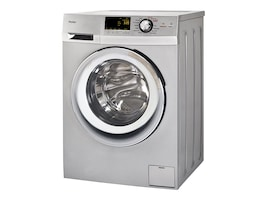 Haier 24 2.0 CF Stainless Steel Washer Dryer, HLC1700AXS, 34027463, Home Appliances