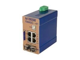 IMC 4-Port 10 100 1000BaseT(X), 2-Port 1000Base SFP Mngd Switch, 7506GX2-SX, 30611152, Network Switches